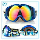 Esférico PC Lens Sports Safety Eyewear Ski Snow Goggles