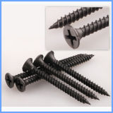 Noir et Gray Phosphatized Drywall Screw