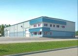 Портальное здание мастерской стальной структуры света рамки (KXD-SSW1415)