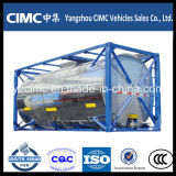Cimc de Tank van de Opslag van LPG 40 van ISO Voet van de Container van de Tank