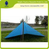 100% virgem encerado HDPE Camping Tarp