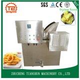 Cacahuetes semiautomáticos/máquina profunda de la sartén del cacahuete