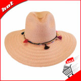 Chapéu flexível da mulher do chapéu da forma