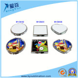 Blank Sublimation Make Up Mirror Compact Mirror