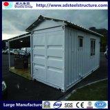case modulari prefabbricate del contenitore del pacchetto piano di 20FT