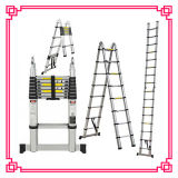 SGS/CE Approvalの5m Aluminum Telescopic Bamboo Ladder