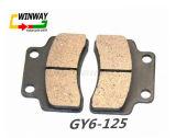 Ww-5145、オートバイの部品、Gy6-125オートバイのパッドのディスクブレーキ
