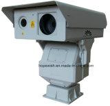 長いRange PTZ IRレーザーNight Vision Camera 2km IP