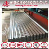 Лист металла толя оцинкованной стали Hdgi G60 Corrugated стальной
