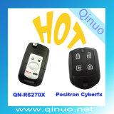 Le code de roulis de Fx Qn-RS270X-433MHz de Cyber de positron à télécommande demandent