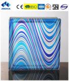 Jinghua artístico de alta calidad P-060 de la pintura de ladrillo y bloque de vidrio