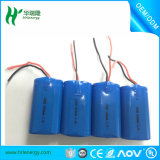LED를 위한 Li 이온 재충전 전지 14500 7.4V 800mAh