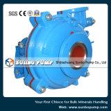 Pompe centrifuge de haute performance de lisier/pompe d'exploitation minière avec la CE a approuvé