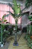 庭のホーム装飾の卸売のプラスチック屋外の総合的なココヤシの木の木