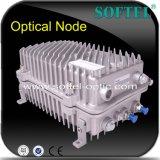 Outddor con receptor de fibra óptica de 4 salidas