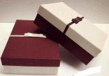 Precio bajo de empaquetado del rectángulo del rectángulo del regalo de papel de lujo/de regalo de cumpleaños