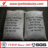 Kalziumchlorid für die Enteisung und das Schnee-Schmelzen