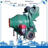 Beweglicher Dieselbetonmischer Standard350l für bequemen Gebrauch