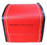 Boîte en cuir de haute qualité personnalisée Made-in-China