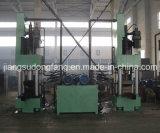 De verticale Pers van de Machine van de Briket voor de Schroot van de Pers van de Spaanders van het Metaal van de Steenkool