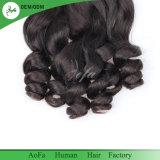 Neues Form Fumi Jungfrau-Haar-natürliches Farben-Menschenhaar 100%