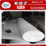 Fabricação de material de construção de geotextil não tecido de polipropileno 200g