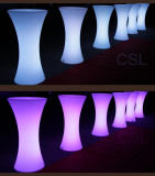 Table à LED moderne / LED Bar / LED Chair / LED Furniture