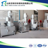 (100-150kgs/time) sólidos Wfs-150 incinerador, incinerador Waste do plástico
