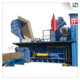 Métal en acier de rebut de rebut hydraulique réutilisant les machines de emballage de presse