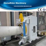 PVC-Rohr, das Maschine herstellend verdrängt
