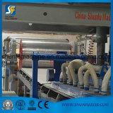 Usine de fabrication de papier de Chine occupée dans la machine réutilisée de moulin de papier cartonné