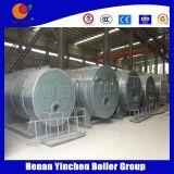 Tonnellate a gas orizzontali di caldaia a vapore industriale di buona qualità 4/generatore di vapore gas naturale