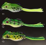 Neuer Entwurf Endstück-Frosch-Fischen-Frosch-weicher Frosch