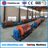 Máquina eléctrica rígida de la fabricación de cables de la máquina de encalladura del marco