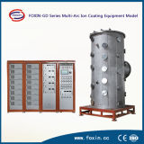 Beschichtung-Maschine des Edelstahl-Rohr-Blatt-PVD