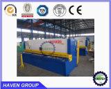 Машина гидровлической гильотины CNC режа, автомат для резки стальной плиты CNC Hydraulc