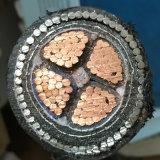 0.6/1kv conducteur de cuivre ou aluminium 4 Core 185mm2 blindé de câble d'alimentation