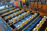 De Rolling Machine van de Vervaardiging van Botou voor het Dakwerk van de Kleur