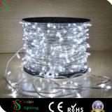 Indicatori luminosi della stringa della clip di natale del LED per le decorazioni di cerimonia nuziale del partito