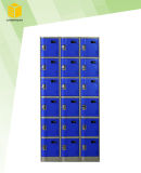 Cabinet en plastique de casier d'ABS chaud de vente pour le centre ou le lieu public de forme physique