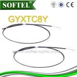 Cabo de fibra óptica de antena Self-Supporting GYFTC8Y