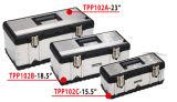 Пластмасса & резцовая коробка Stainless Storage Steel (TPP102A-23')