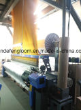 4 el color de chorro de aire con telar de Jacquard electrónico ganchos 2688 derramando