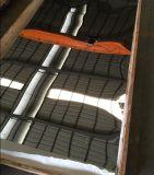 Feuille laminée à froid d'acier inoxydable pour la décoration (tôle d'acier 430)