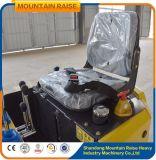 Miniexkavator der Gebirgserhöhung-Hydraulikanlage-800kg mit Preisen