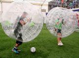 bal van de Bumper van pvc van 1.5m de Opblaasbare, het Ras van de Voetbal van het Menselijke Lichaam voor Volwassene