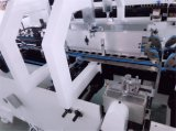 Kleber-Kasten-Papierkanten-Kleber-Maschine der Qualitätseine seitliche (GK-650BA)