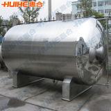 Tanque de retenção de aço inoxidável sanitário para líquidos