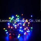 LED das luzes exteriores String Luz de Natal para decoração