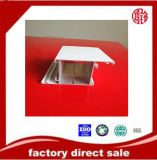 녹색 Aluminumextrusion&#160를 입히는 분말; Profile  Aluminium  Profile  Windows를 위해